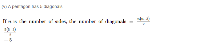 Construction of Quadrilaterals RS Aggarwal Class 8 Maths Solutions CCE Test Paper 16.2