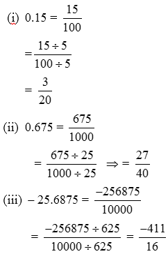 How To Convert Decimal Number Into Rational Number - A Plus Topper