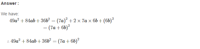 Factorisation RS Aggarwal Class 8 Maths Solutions Ex 7C 10.1