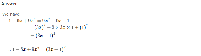 Factorisation RS Aggarwal Class 8 Maths Solutions Ex 7C 13.1