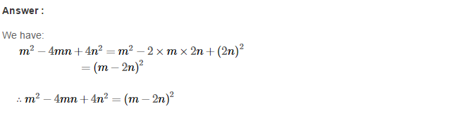 Factorisation RS Aggarwal Class 8 Maths Solutions Ex 7C 16.1