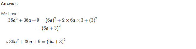 Factorisation RS Aggarwal Class 8 Maths Solutions Ex 7C 7.1