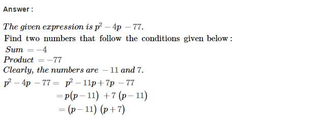 Factorisation RS Aggarwal Class 8 Maths Solutions Ex 7D 22.1