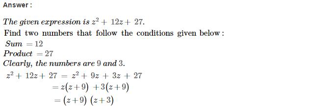Factorisation RS Aggarwal Class 8 Maths Solutions Ex 7D 3.1