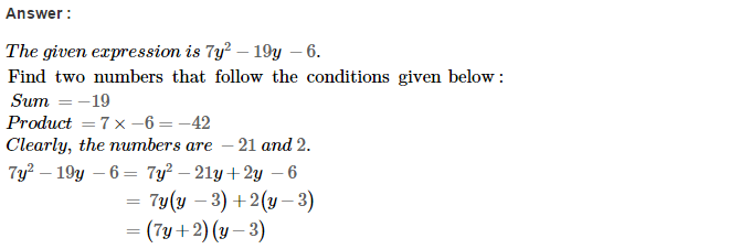 Factorisation RS Aggarwal Class 8 Maths Solutions Ex 7D 35.1