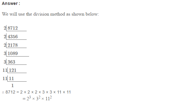 Factors and Multiples RS Aggarwal Class 6 Maths Solutions Ex 2C 13