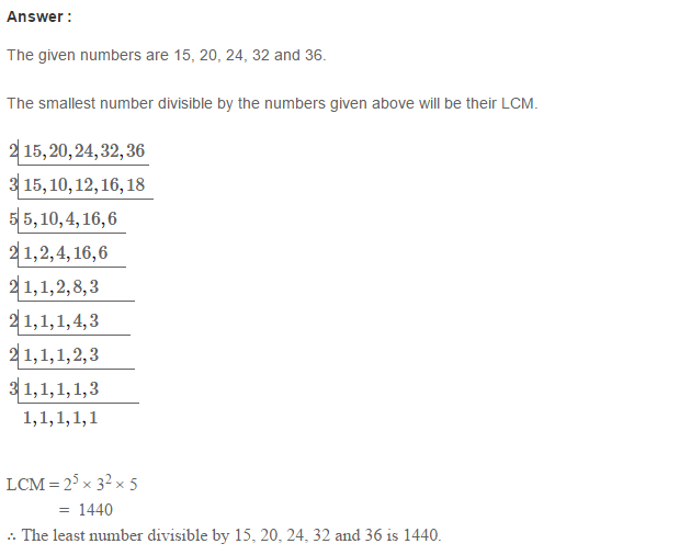Factors and Multiples RS Aggarwal Class 6 Maths Solutions Ex 2E 23