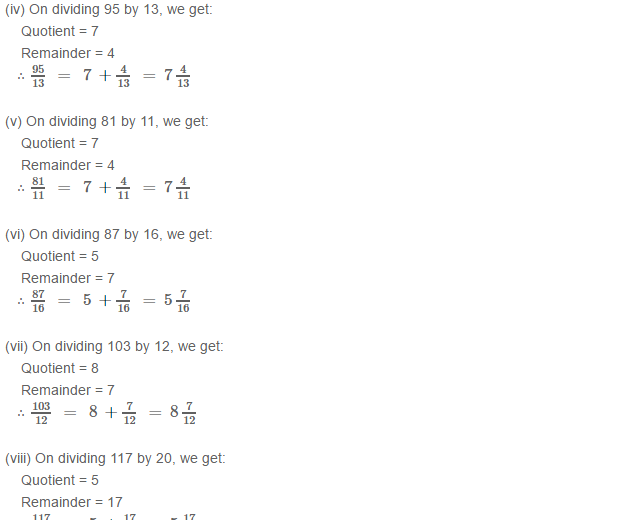 Fraction RS Aggarwal Class 6 Maths Solutions Exercise 5B 6.2