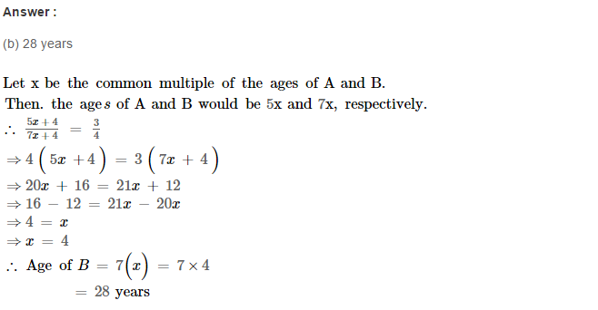 Linear Equations RS Aggarwal Class 8 Maths Solutions Ex 8C 14.1