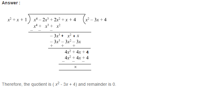 Operations On Algebraic Expressions RS Aggarwal Class 8 Maths Solutions Ex 6C 11.1