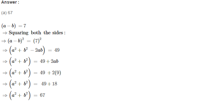 Operations On Algebraic Expressions RS Aggarwal Class 8 Maths Solutions Ex 6E 18.1