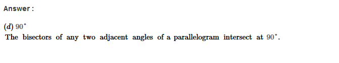 Parallelograms RS Aggarwal Class 8 Maths Solutions Exercise 16B 6.1
