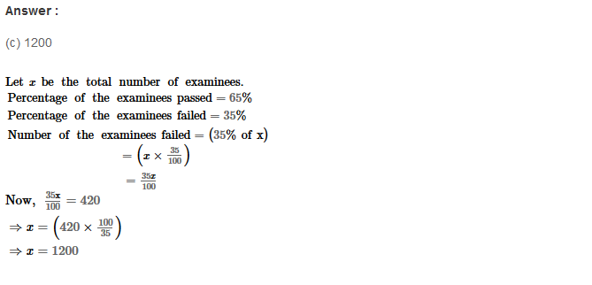 Percentage RS Aggarwal Class 8 Maths Solutions Ex 9B 14.1