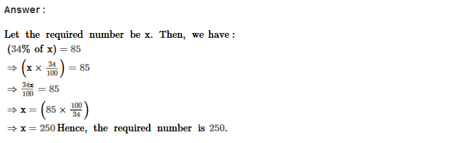 Percentage RS Aggarwal Class 8 Maths Solutions Ex 9C 2.1