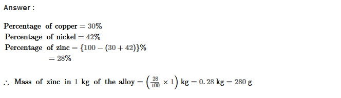 Percentage RS Aggarwal Class 8 Maths Solutions Ex 9C 4.1