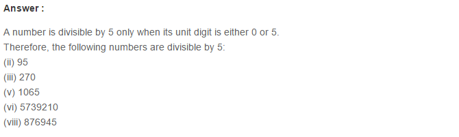 Playing with Numbers RS Aggarwal Class 8 Maths Solutions Ex 5B 2.1
