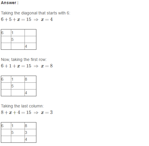 Playing with Numbers RS Aggarwal Class 8 Maths Solutions Ex 5C 11.1