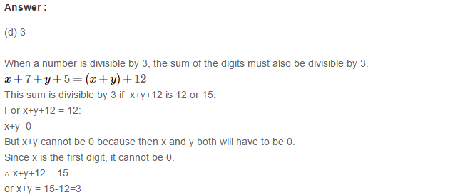 Playing with Numbers RS Aggarwal Class 8 Maths Solutions Ex 5D 6.1