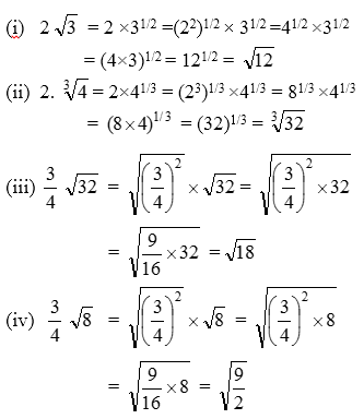Surd-Or-Radical-Example-Problems-7 Simplest Radical Form Example on what is square root 450, how put, simplify number, square root 47,