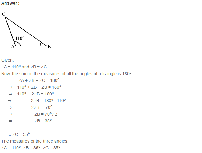 Triangles RS Aggarwal Class 6 Maths Solutions Exercise 16A 5.1