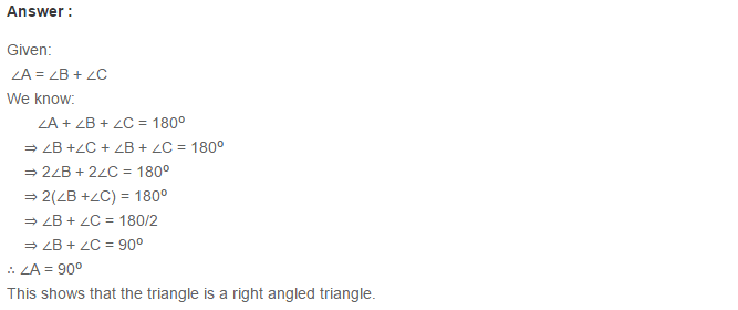 Triangles RS Aggarwal Class 6 Maths Solutions Exercise 16A 6.1