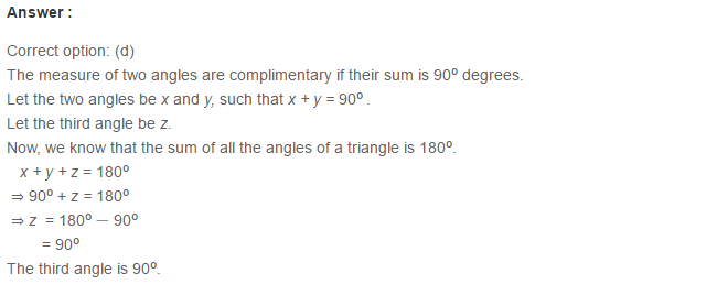 Triangles RS Aggarwal Class 6 Maths Solutions Exercise 16B 4.1