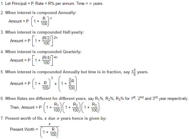 Compound Interest – ICSE Solutions for Class 10 Mathematics - A ...