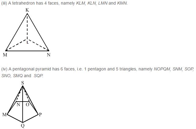 Three Dimensional Shapes RS Aggarwal Class 8 Maths Solutions Ex 19B 3.2