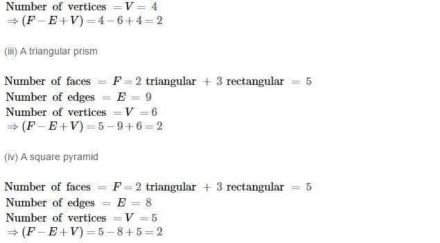Three Dimensional Shapes RS Aggarwal Class 8 Maths Solutions Ex 19B 5.2