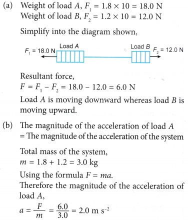 Analysing Forces in Equilibrium 18