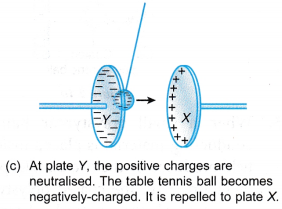 Effect of Electric Field on Objects Experiment 3