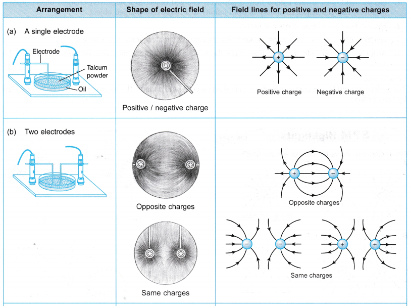 Electric Field Experiment 1