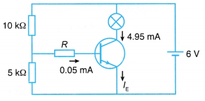 Transistor Numerical Problems 1