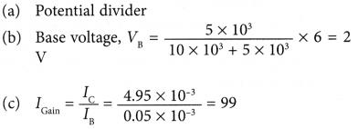Transistor Numerical Problems 2