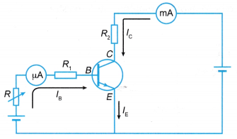 Transistor as a Current Amplifier 2