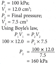 What does Boyle's Law state 9