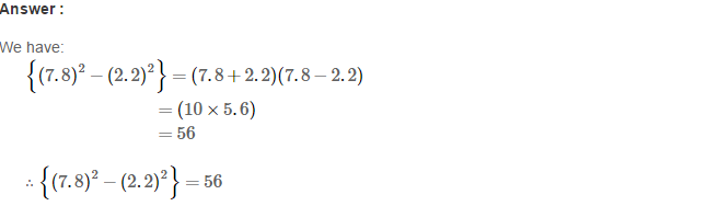 Factorisation RS Aggarwal Class 8 Maths Solutions Ex 7B 33.1
