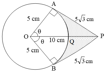 How To Find The Area Of A Sector Of A Circle 4