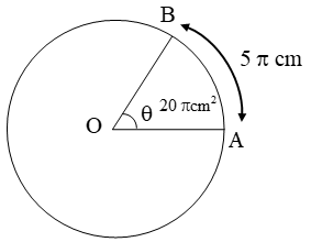 How To Find The Area Of A Sector Of A Circle 5