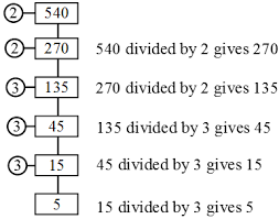 How to Find The Prime Factors Using Factor Tree 7