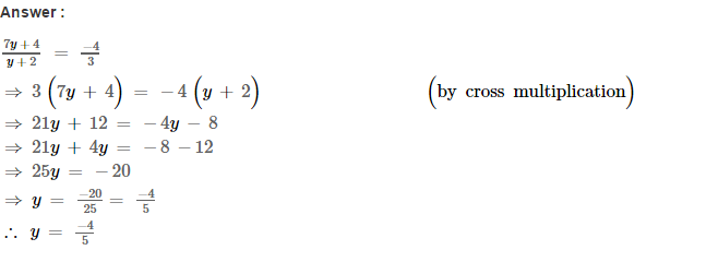 Linear Equations RS Aggarwal Class 8 Maths Solutions Ex 8A 23.1