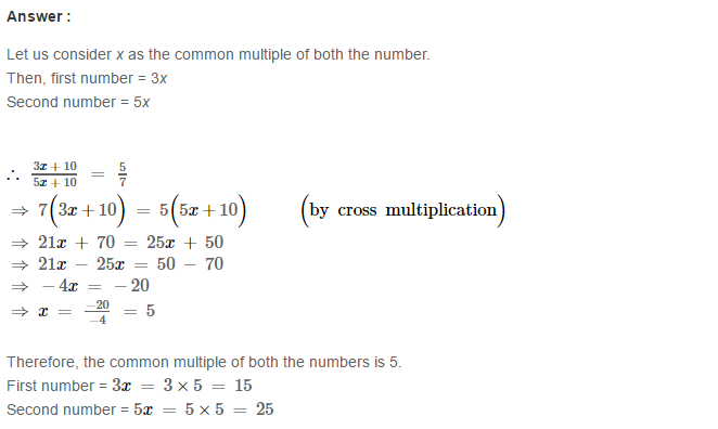 Linear Equations RS Aggarwal Class 8 Maths Solutions Ex 8B 12.1