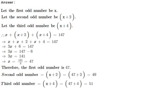 Linear Equations RS Aggarwal Class 8 Maths Solutions Ex 8B 13.1