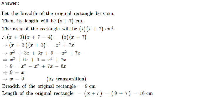 Linear Equations RS Aggarwal Class 8 Maths Solutions Ex 8B 19.1