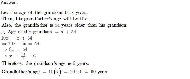 Linear Equations RS Aggarwal Class 8 Maths Solutions Ex 8B 29.1
