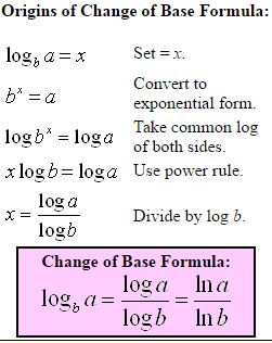 Logarithmic Expressions 6