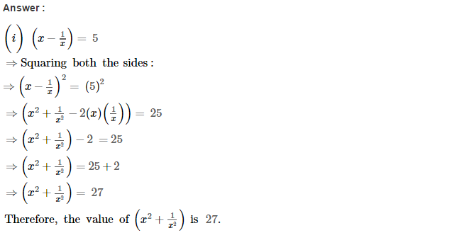Operations On Algebraic Expressions RS Aggarwal Class 8 Maths Solutions Ex 6D 13.1
