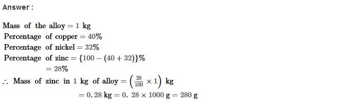 Percentage RS Aggarwal Class 8 Maths Solutions Ex 9A 23.1