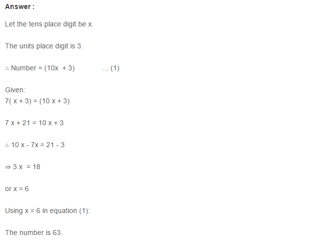 Playing with Numbers RS Aggarwal Class 8 Maths Solutions Ex 5A 1.1