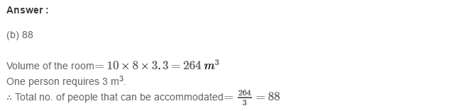 Volume and Surface Area of Solids RS Aggarwal Class 8 Solutions Ex 20C 12.1